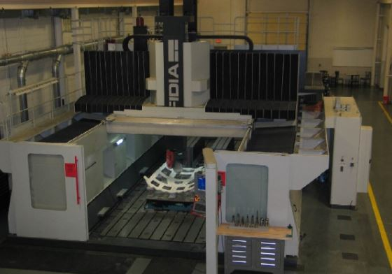 Fixtures, Tooling, Modeling for Aerospace, Defense, and Automotive - Sharp Tooling Solutions - FIDIA5AXIS